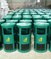户外圆形垃圾桶SJ5425