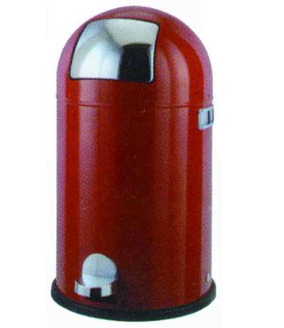 金属脚踏垃圾桶 SJ8093