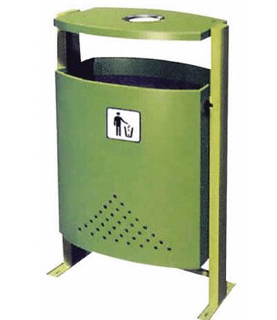 户外圆形垃圾箱 SJ5451