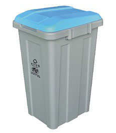 50L塑料环保垃圾箱 SJ1658