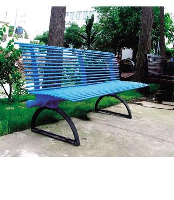 园林铁制座椅SJ9388