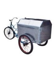 不锈钢垃圾清运车