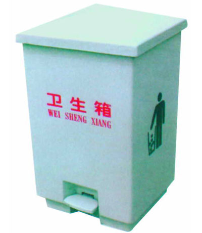 脚踏式垃圾桶 SJ7014