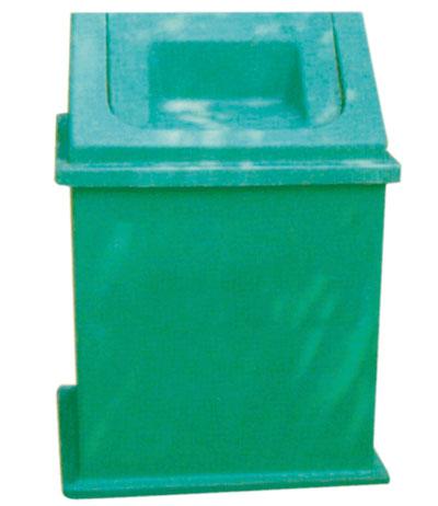 摇盖式垃圾桶 SJ7016