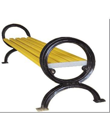 防腐木艺术座椅