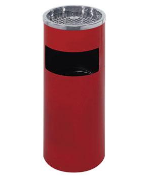 圆形丽格垃圾桶 SJ6182 喷塑丽格果皮箱,喷塑钢头果皮箱,成都喷塑果皮箱,绵阳喷塑果皮箱