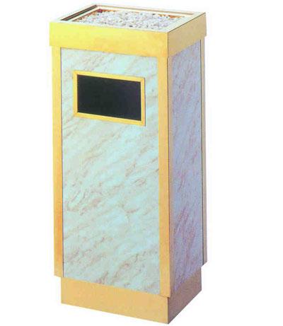 铜木木垃圾桶 SJ4024