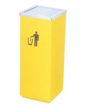室内方形果皮桶SJ6153
