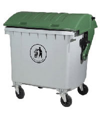 1200L环保塑料垃圾箱SJ1422