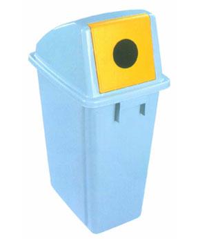60L室内塑料垃圾桶SJ1430