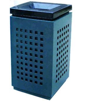 环保冲孔垃圾箱SJ5367