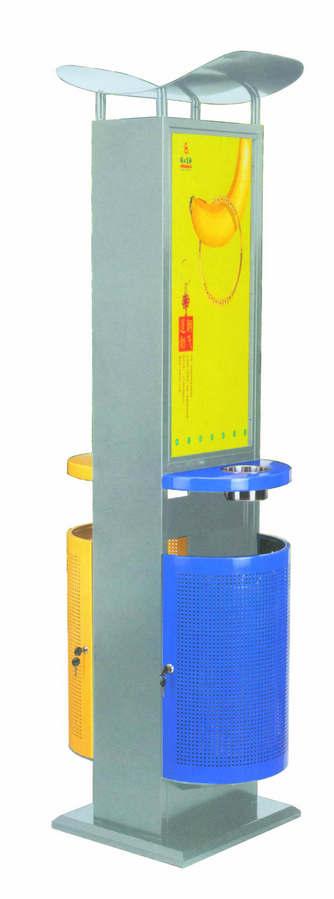广告垃圾桶SJ8022