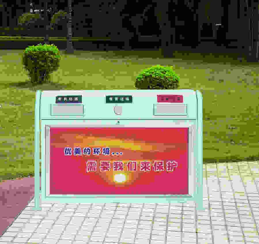广告垃圾桶SJ8024