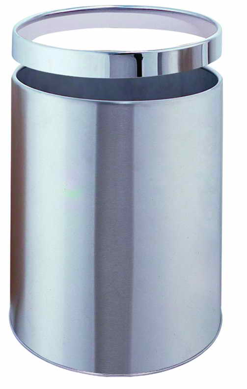 不锈钢垃圾桶SJ6002