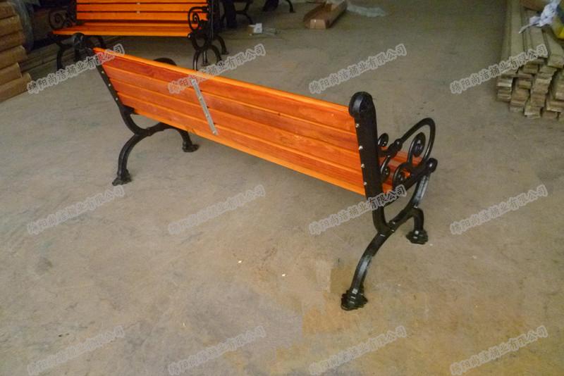 靠背木条休闲座椅,园林椅,休闲椅
