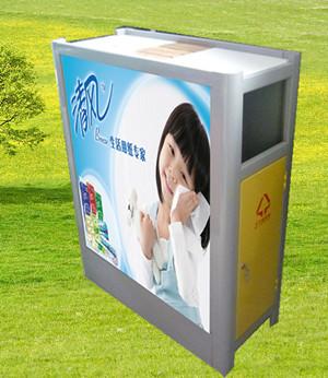 广告垃圾桶SJ8086