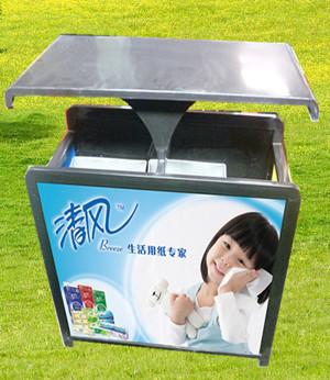 广告垃圾桶SJ8072