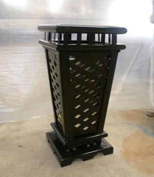方形垃圾桶单桶SJ5392