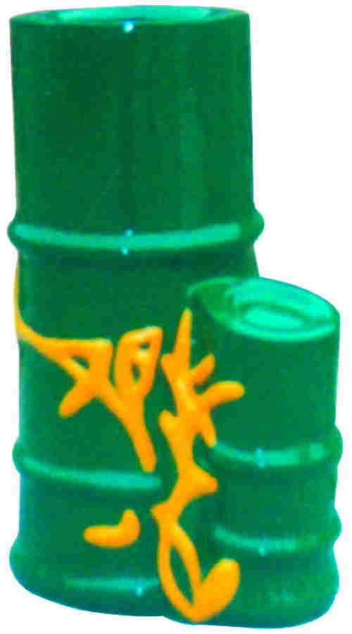 竹桶形果皮箱SJ7030