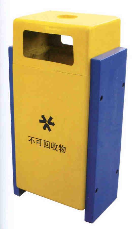 户外方形垃圾箱SJ5373