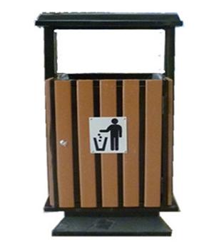 户外方形垃圾箱SJ5510