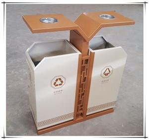 钢制分类垃圾桶天水定制款 钢制分类垃圾桶天水定制款