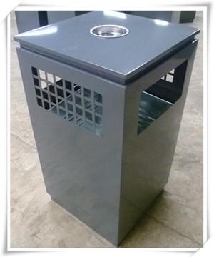户外钢制园林单桶