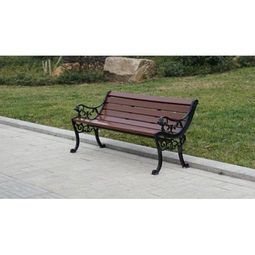 塑木公园椅子003